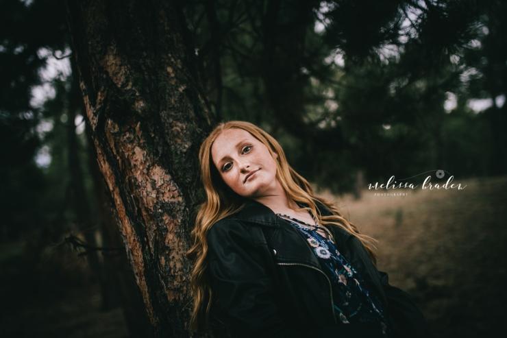 Senior Model Session | Melissa Braden Photography